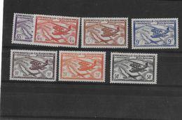 Nouvelle-Calédonie N ° 39 à 45** P.A - Nouvelle-Calédonie