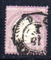 Sello  Nº 13  Alemania Imperio - Usados