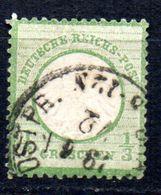 Sello  Nº 14  Alemania Imperio - Usados