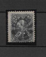 ETAT UNIS YVERT TELLIER NR. 23a AVEC GRILLEEN RELIEF AN 1861  COTATION YVERT TELLIER EUROS 280.- VOIR SCAN - 1847-99 Algemene Uitgaves