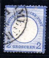Sello  Nº 18  Alemania Imperio - Usados