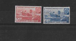 Inde N° 126-127** - Inde (1892-1954)