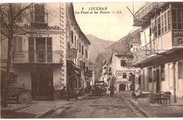LOT N°182 - LOT DE + 20 CARTES DE LUCERAM - Lucéram