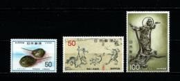 Japón  Nº Yvert  1212-1215/16  En Nuevo - 1926-89 Empereur Hirohito (Ere Showa)