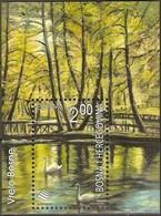 Bosnië - Herzegovina  CEPT 2001 Yvertn° Bloc 11 *** MNH Faune Oiseaux Birds Vogels - Bosnie-Herzegovine