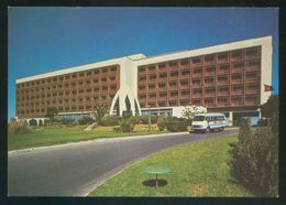 Túnez. Tunis. *Tunis Hilton* Ed. Carthage Nº H257. Nueva. - Túnez
