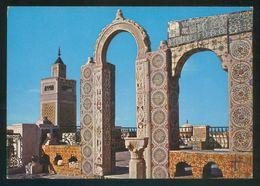 Túnez. Tunis. *Terrasse Du Palais D'Orient* Ed. Kahia Nº 1649. Nueva. - Túnez