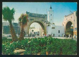 Túnez. Tunis. *Bab El Khadra* Ed. H. Ismail Nº H011. Nueva. - Túnez