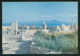 Túnez. Carthage. *L'antiquarium* Ed. Tanit Nº 57. Escrita. - Túnez