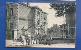 MORHANGE    Caserne  Colonel Berot   Animées - Morhange