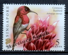 Singapour - Singapore 2007 Yvert 1538a, Definitive. Fauna. Birds - MNH - Singapore (1959-...)