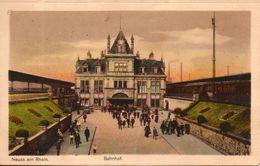 Allemagne. Neuss Am Rhein. Bahnhof. Cachet Trésor Et Postes*207* 3-2-23 - Neuss