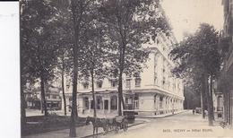 VICHY 03 HOTEL RUHL ATTELAGE CHEVAL BELLE CARTE RARE !!! - Vichy