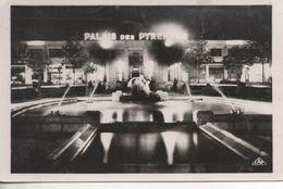 PAU PLACE CLEMENCEAU LE PALAIS DESPYRENEES - Pau