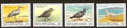 Papua Papouasie Nouvelle-Guinée 1990 Yvertn°  618-621  *** MNH Cote 8 Euro  Oiseaux Vogels Birds Faune - Papouasie-Nouvelle-Guinée