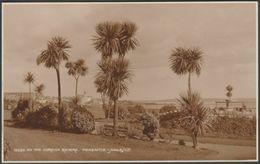 On The Cornish Riviera, Penzance, Cornwall, C.1930s - Judges RP Postcard - England