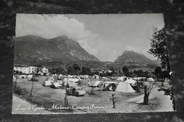 624   Lago Di Garda  Maderno  Camping  Promontorio  Animiert      / Auto / Car / Coche / Voiture - Brescia