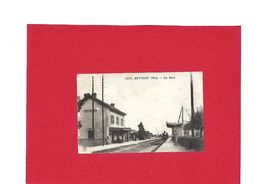 Carte Postal BEYNOST La Gare - France