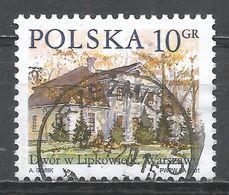 Poland 2001. Scott #3571 (U) Estate From Lipkow - 1944-.... Republic