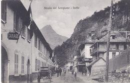 ISELLE  -Novara  - Strada Del Sempione 1909 - Bella - Autres Villes