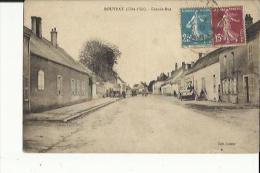 Rouvray  21    La Grande-Rue Animée - Autres Communes