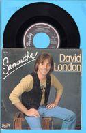 Disque 45 Tours - David London Samantha Bo Du Film Can T Stop The Music - Soundtracks, Film Music