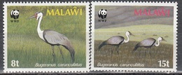 Malawi - WWF / BIRDS 1987 MNH - Malawi (1964-...)