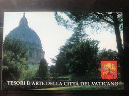 Vaticano - 1993 - Libretto Tesori D'arte Della Città Del Vaticano - MNH ** - Libretti
