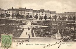 BELGIQUE - BRUXELLES - Jardin Botanique (n°61). - Foreste, Parchi, Giardini