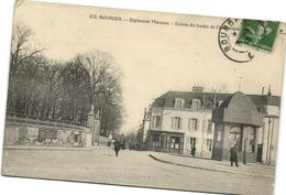 BOURGES ESPLANADE - Bourges