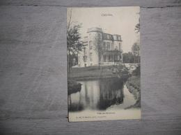 Cappellen ( Kapellen)  :   Villa Des Bouleaux  -  F. Hoelen N° 437 - Kapellen