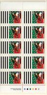 PIA  -  Canada  -  1991  : Natale -  Carnet -   (Yv C 1216) - 1952-.... Regno Di Elizabeth II