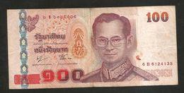 THAILAND / TAILANDIA - 100 BAHT / RAMA IX - Thailand
