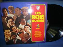 Les Rois Du Rire 33t X2 Vinyles Compilation - Compilations
