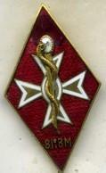 Insigne 81é Bataillon Medical___A.B - Services Médicaux