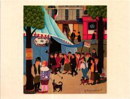 PARIS NAIF PAR DIECKMANN REF 55096 - Autres Illustrateurs