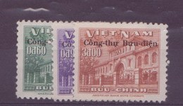 Viêt-Nam N° 53 à 55** - Vietnam