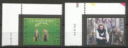 Belgium - 1998 Film Festival MNH **    Sc 1707-8 - Unused Stamps