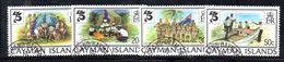 T1792 - CAYMAN 1982 , Serie Scout  N. 497/500 Used - Cayman (Isole)