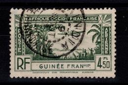 Guinee YV PA 3 Oblitere KINDIA - Guinée Française (1892-1944)