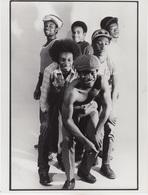 PHOTO PRESSE 18X24 / THE EQUATORS - GROUPE REGGAE BRITANNIQUE - 1980 - Célébrités