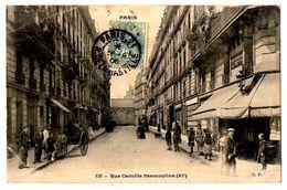 CPA - PARIS - 139 - Rue Camille Desmoulins (XIè) - Arrondissement: 11