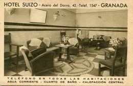 ESPAGNE(GRANADA) HOTEL - Granada