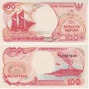 Indonesia 100 Rupiah 1992 (1999) Pick 127.g UNC - Indonesia