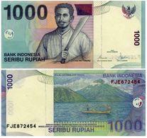 Indonesia 1.000 Rupiah 2000 (2007) Pick 141.h UNC - Indonesia
