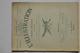L'Illustration N°3868 Du 21 Avril 1917 - L'Illustration