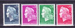 N° 1535 à 1536B  Type Marianne De Cheffer: Série En  Timbres Neuf Sans Charnière - Nuevos
