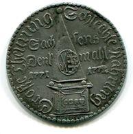 """6721 - SACHSEN - Medaille """"Große Teuerung"""" 1771-1772 - Unclassified"""