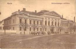 Gyula  Békésvármegye  Székháza Um 1910 - Ungheria