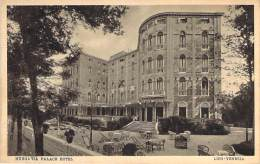 Hungaria Palace Hotel  Lido Veneziz   Um 1910 - Venezia (Venice)